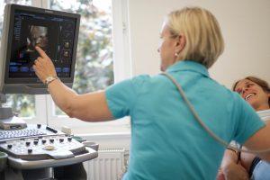Geburtshilfe Ultraschalluntersuchung